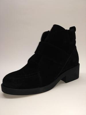 Ботинки черные | 5282676