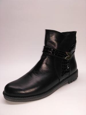 Ботинки черные   5282688