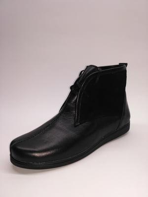 Ботинки черные | 5282694