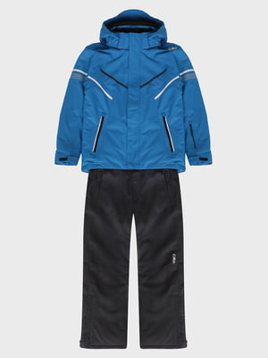 Костюм лижний: куртка та штани | 5259868