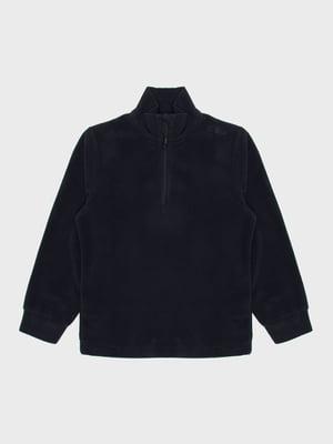 Джемпер кольору антрацит | 5260156