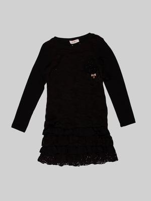 Платье черное | 5282383
