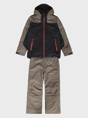 Костюм лыжный: куртка и брюки | 5259870