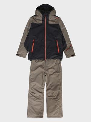 Костюм лижний: куртка та штани | 5259870