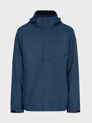 Куртка синяя   5259938