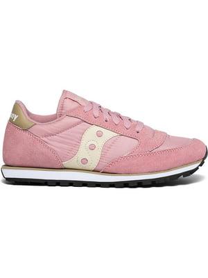 Кроссовки розовые | 5260957