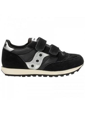 Кросівки чорні JAZZ DOUBLE HL SK262124 | 5261025