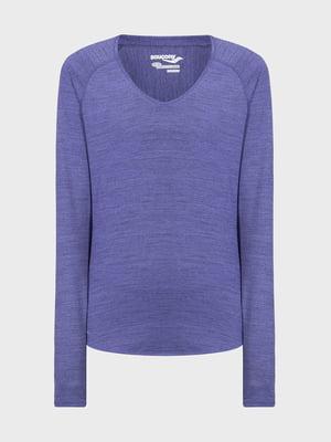 Пуловер фиолетовый   4716195