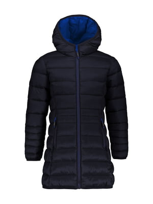Пальто темно-синее | 5259936