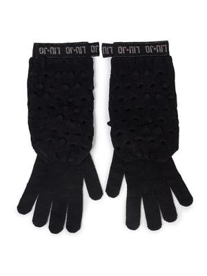 Рукавички чорні | 5152502