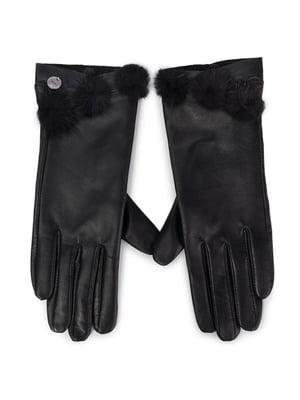 Рукавички чорні | 5152509