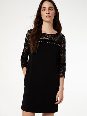 Платье черное | 5269170