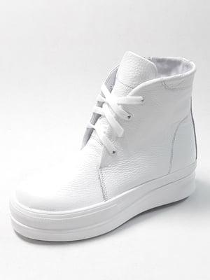 Ботинки белые | 5282778