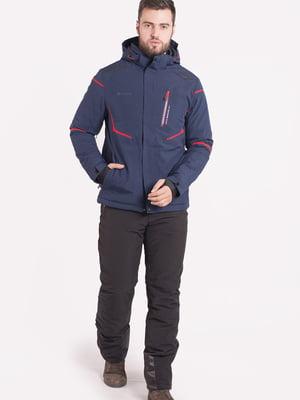Куртка синяя | 5282299