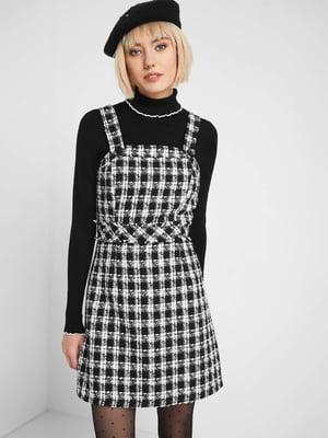 Платье клетчатое   5282856
