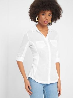 Рубашка белая | 5282898