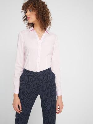 Рубашка розовая | 5282914