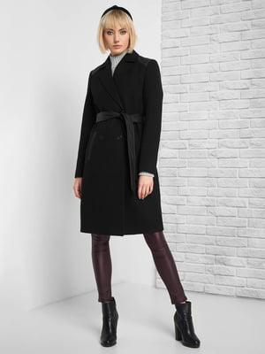 Пальто черное | 5282946