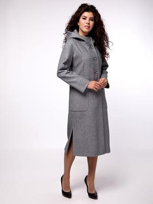 Пальто сіре | 5283112