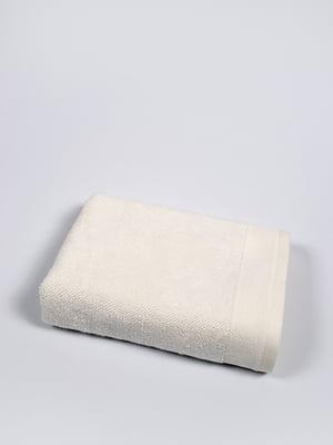 Рушник молочного кольору (30х50 см) | 5283105
