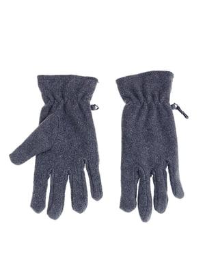 Перчатки темно-серые | 5283545