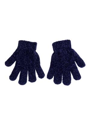 Перчатки черные | 5283559