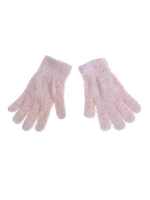 Перчатки розовые | 5283562