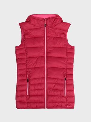 Жилет темно-рожевий   5259850