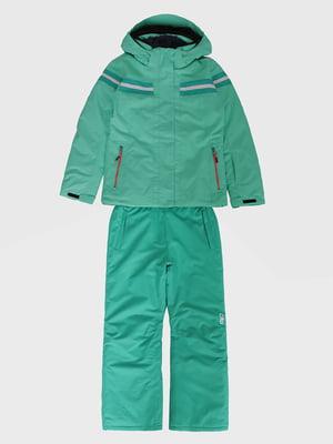 Костюм лижний: куртка та штани | 5259871
