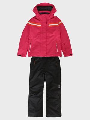 Костюм лижний: куртка та штани | 5259872