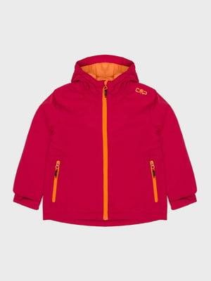 Куртка темно-рожева | 5259940