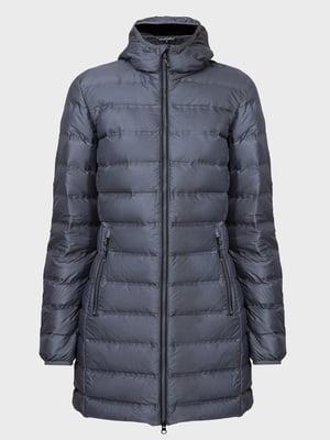 Куртка графітового кольору | 5259949