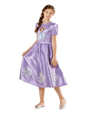 Сукня карнавальна бузкова | 5283655