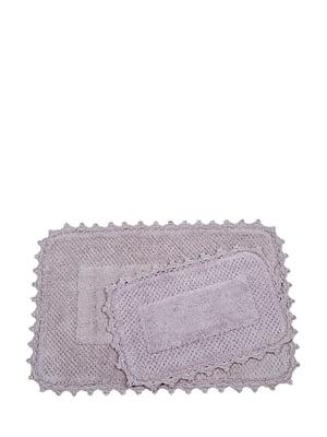 Набір килимків (2 шт.); (60х90 см; 40х60 см)   5256000