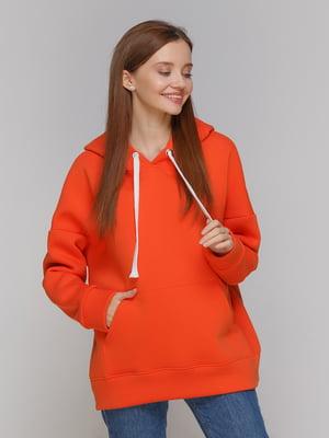 Худи оранжевая | 5281558