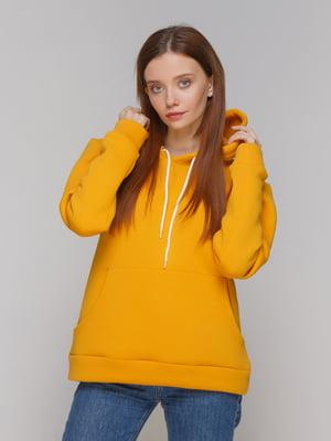 Худі жовта | 5281557