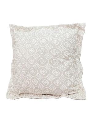 Подушка декоративная (40х40 см) с наволочкой | 5256758
