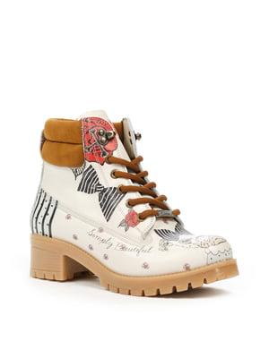 Ботинки разноцветные | 5281333