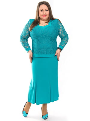 Костюм: блуза и юбка | 5267165