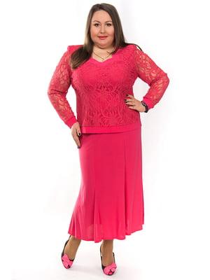 Костюм: блуза и юбка | 5284492