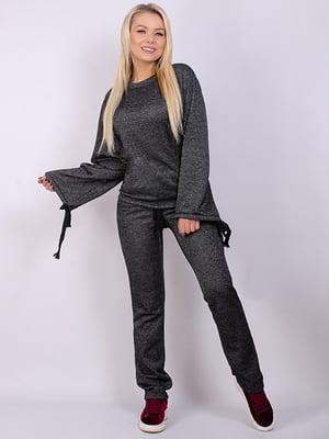 Костюм: свитшот и брюки | 5284606