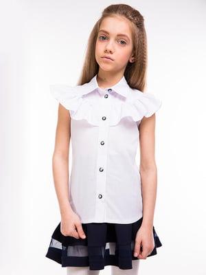 Рубашка белая | 5283127