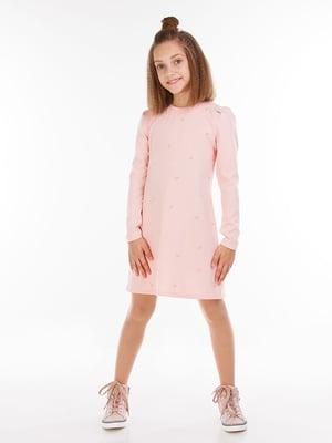 Платье розовое | 5283183