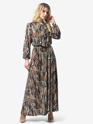 Сукня коричнева   5283815