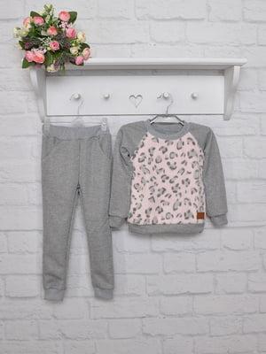 Комплект: джемпер та штани | 5284668