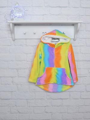 Кофта разноцветная | 5284671