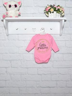 Боді рожеве | 5284725