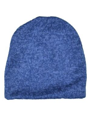 Шапка синяя | 5284759