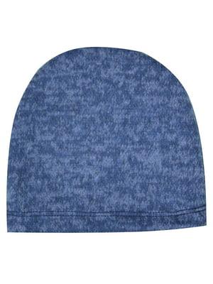 Шапка синяя | 5284760