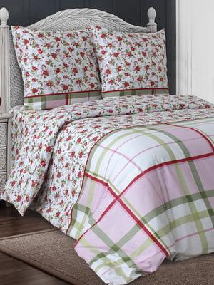 Комплект постельного белья (двуспальный евро) - Biltex - 5281479